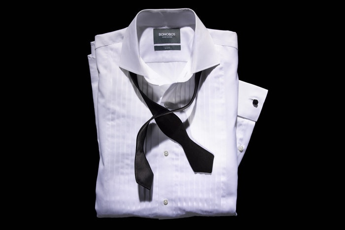 Black Tie Accessories Hero Image