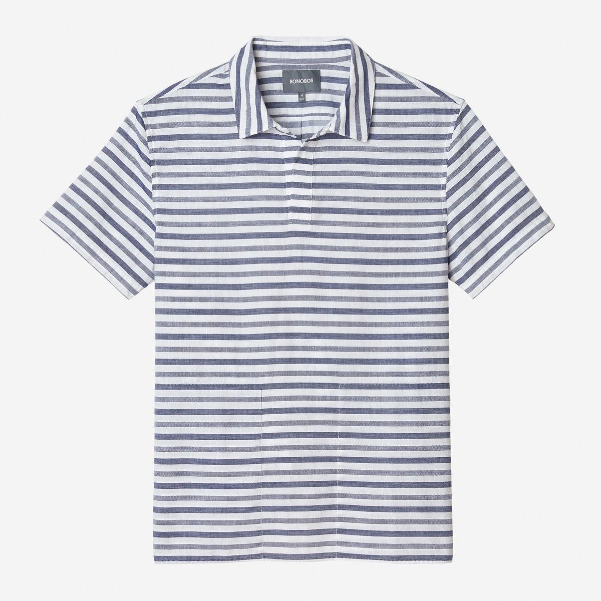 Beach Short Sleeve Shirt