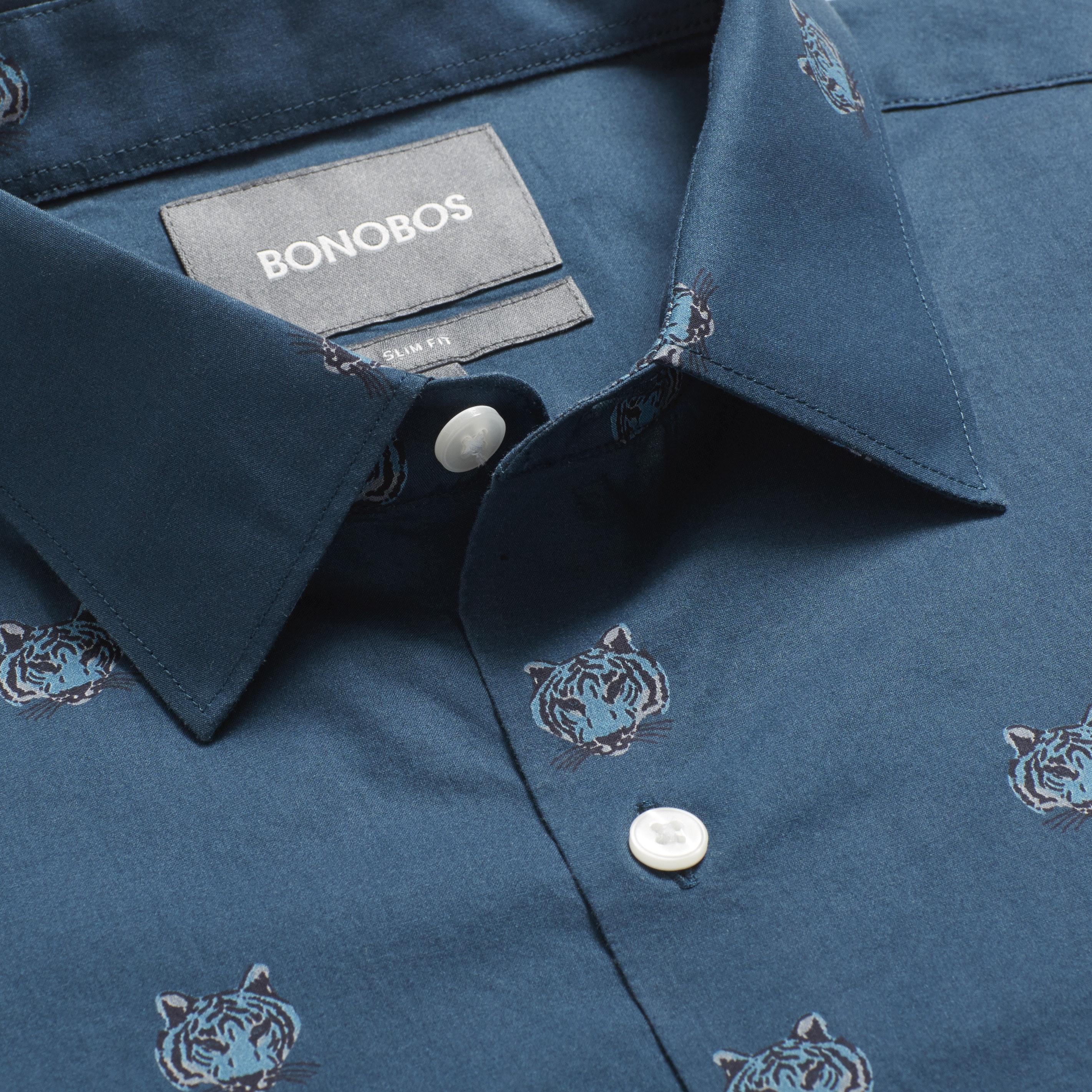 Unbutton-Down Shirt