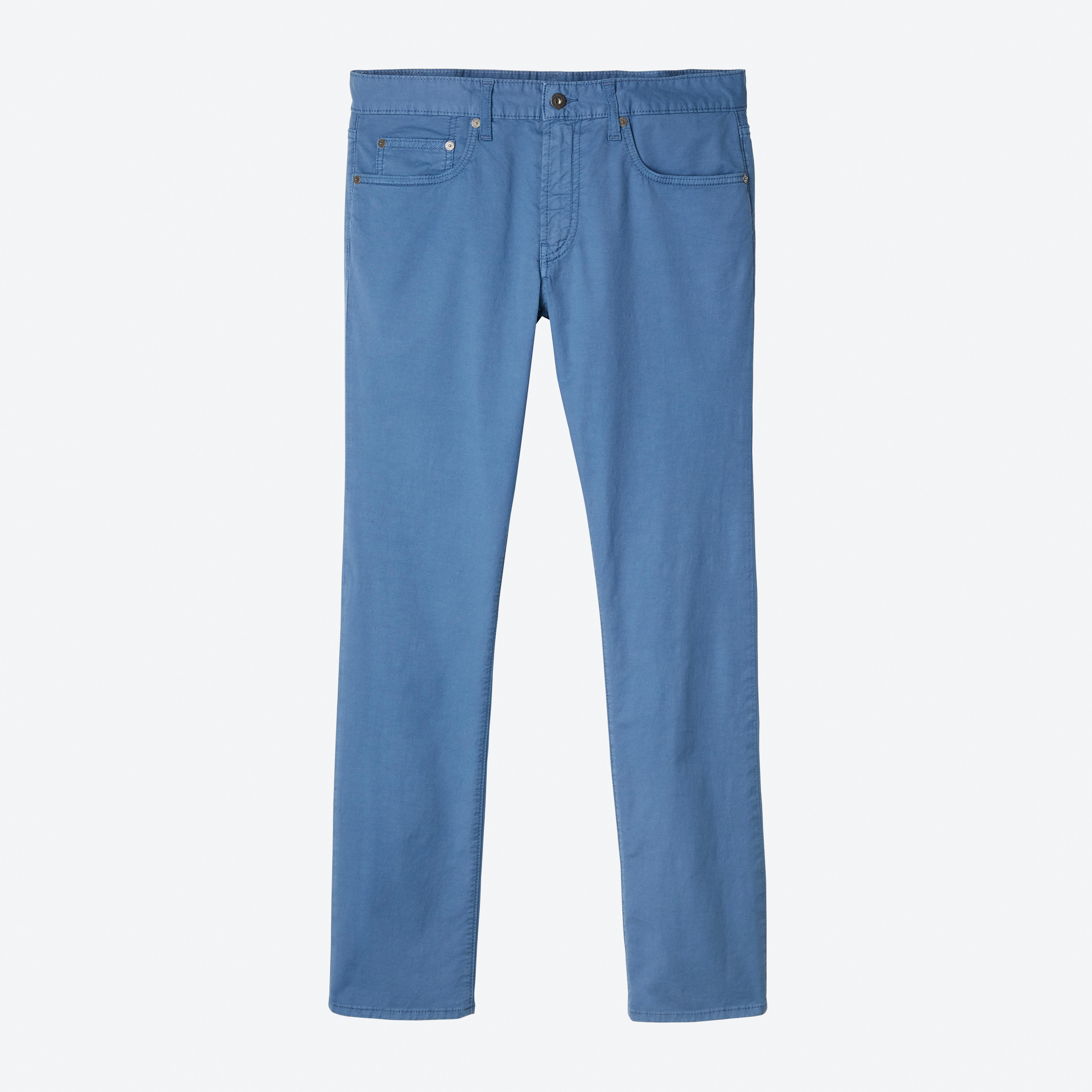 Summer Weight Italian 5-Pocket Pants