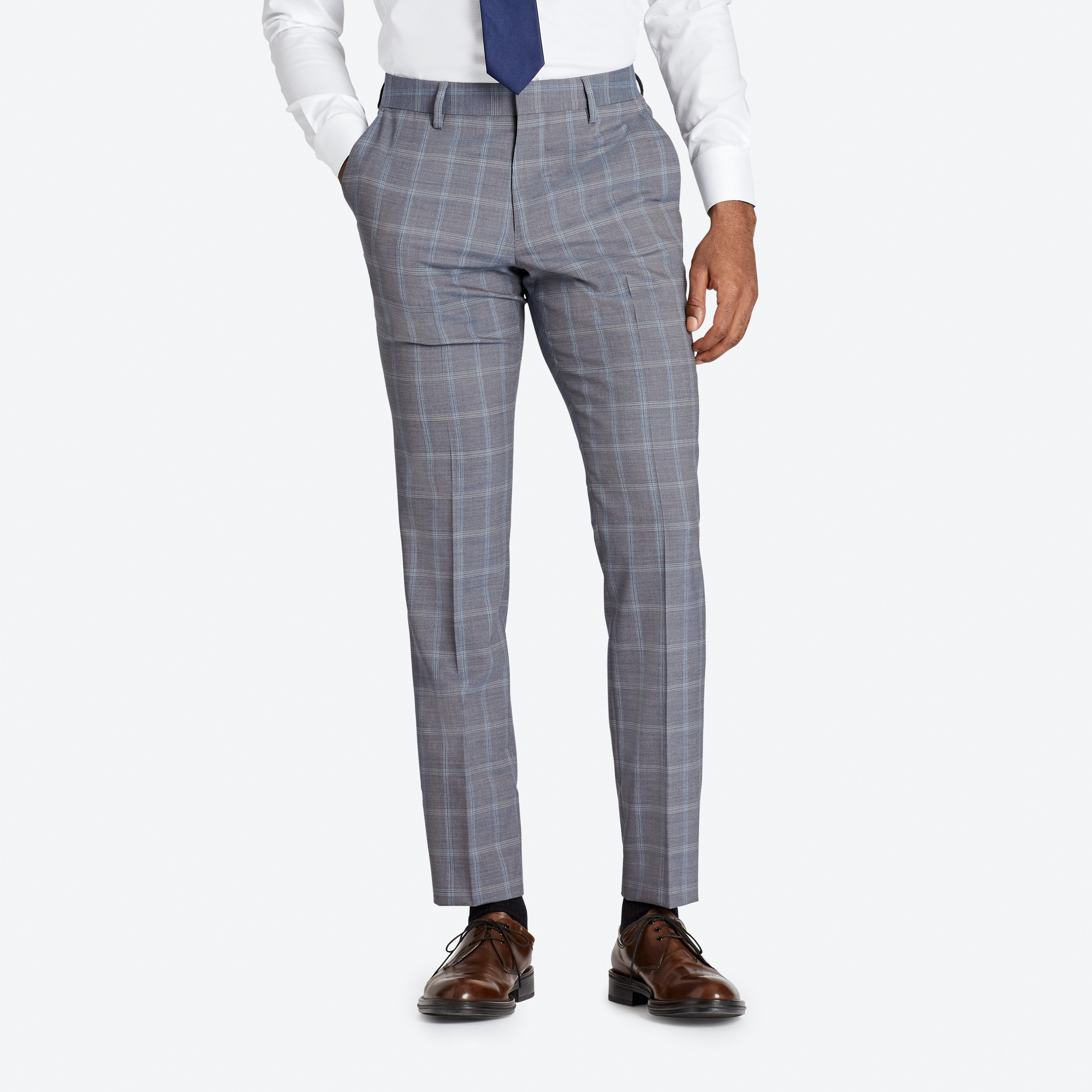 Jetsetter Stretch Wool Suit Pant thumbnail