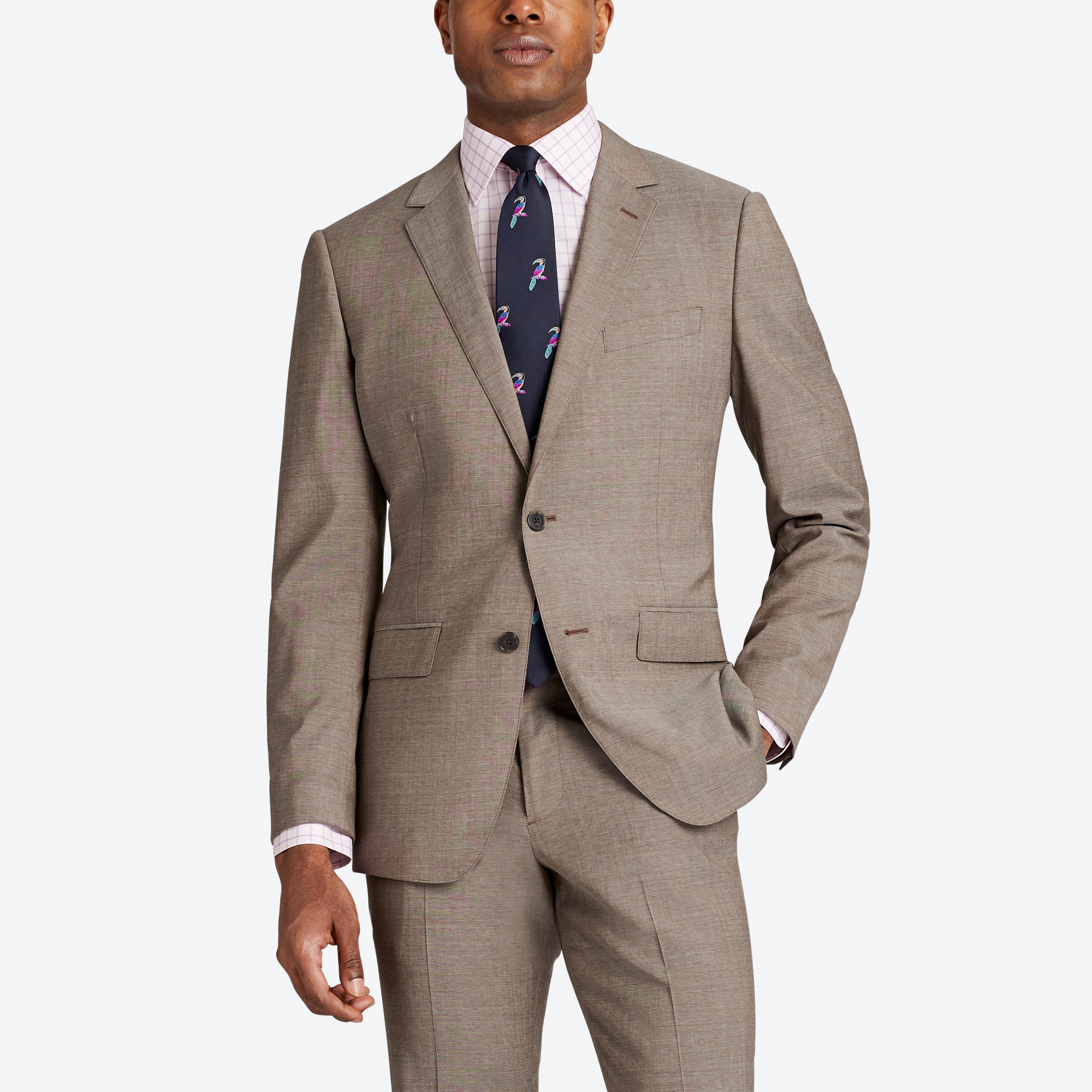 Jetsetter Stretch Wool Suit Jacket thumbnail