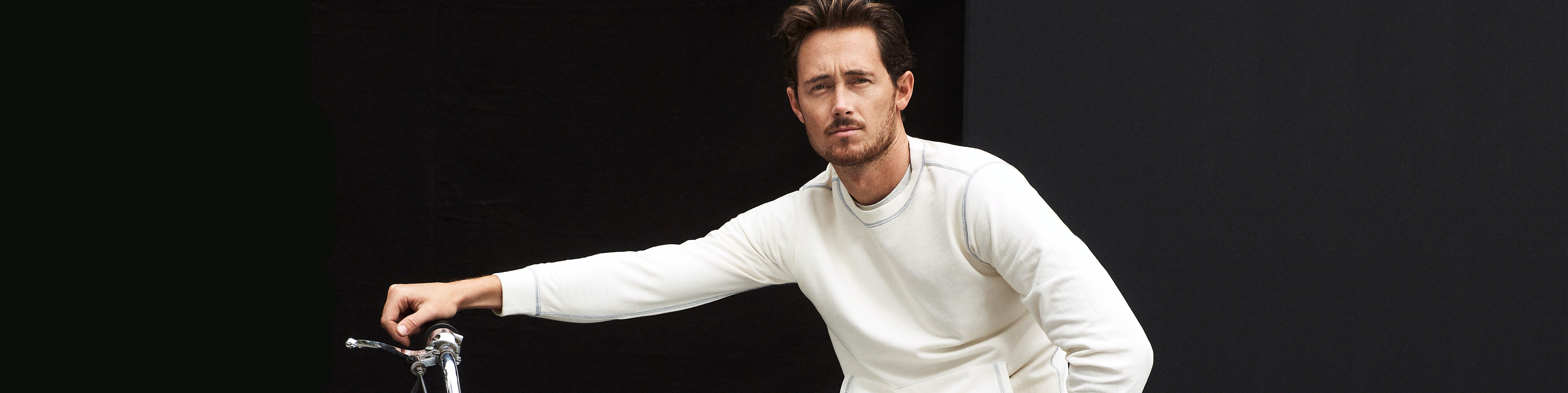 Sweaters & Sweatshirts Hero Image