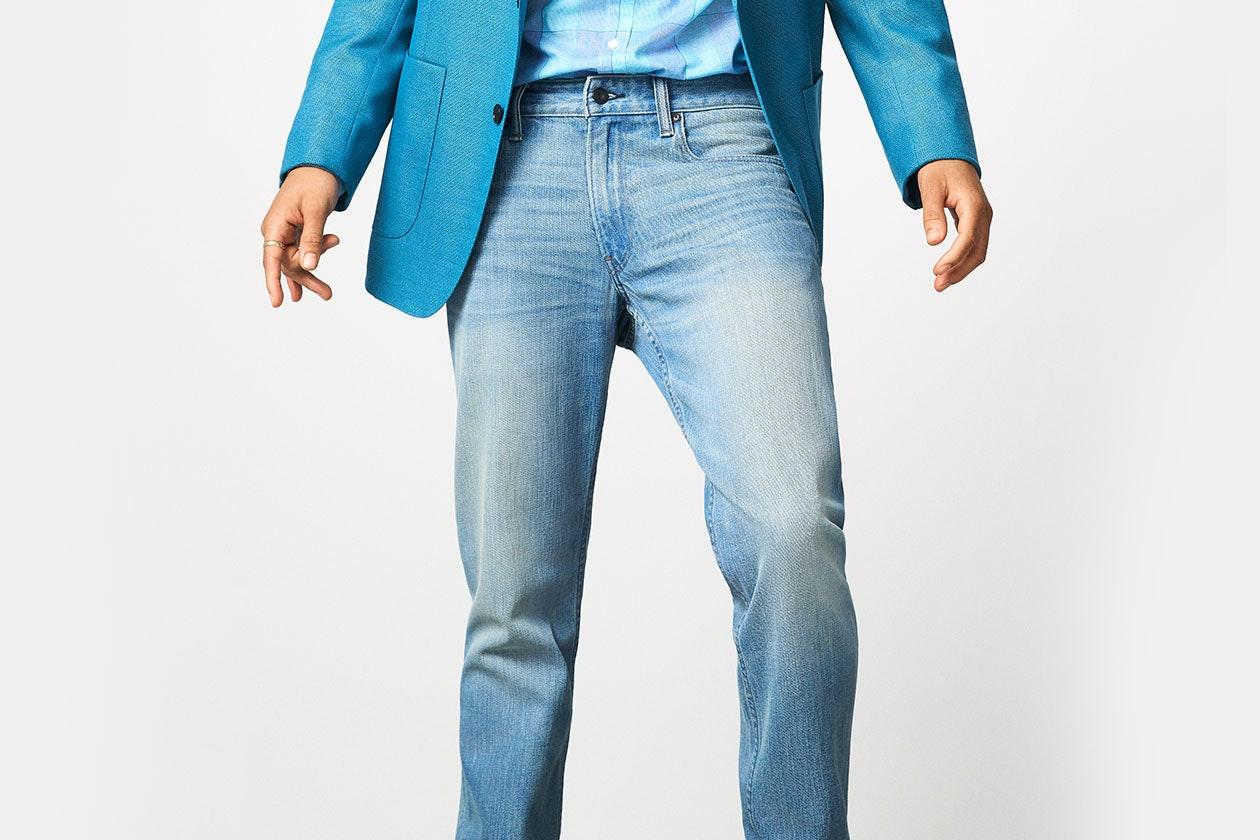 The Blue Jean Hero Image