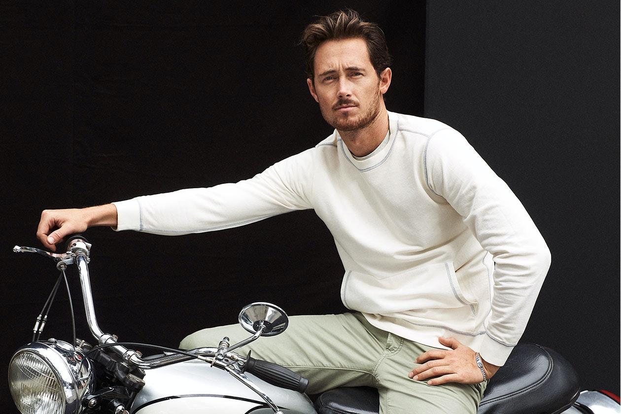 Sweatshirts & Lounge Hero Image