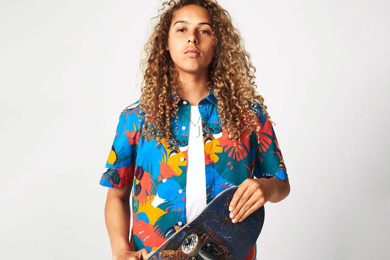 Riviera Short Sleeve Printed Shirts Hero Image
