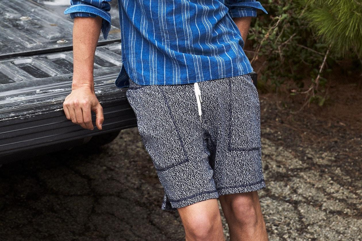 Sweat Shorts Hero Image