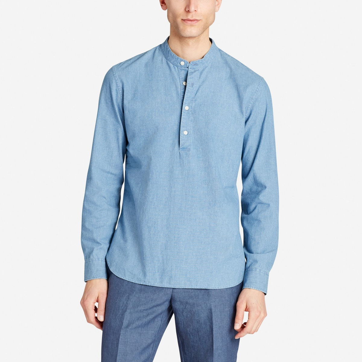 Beach Long Sleeve Shirt