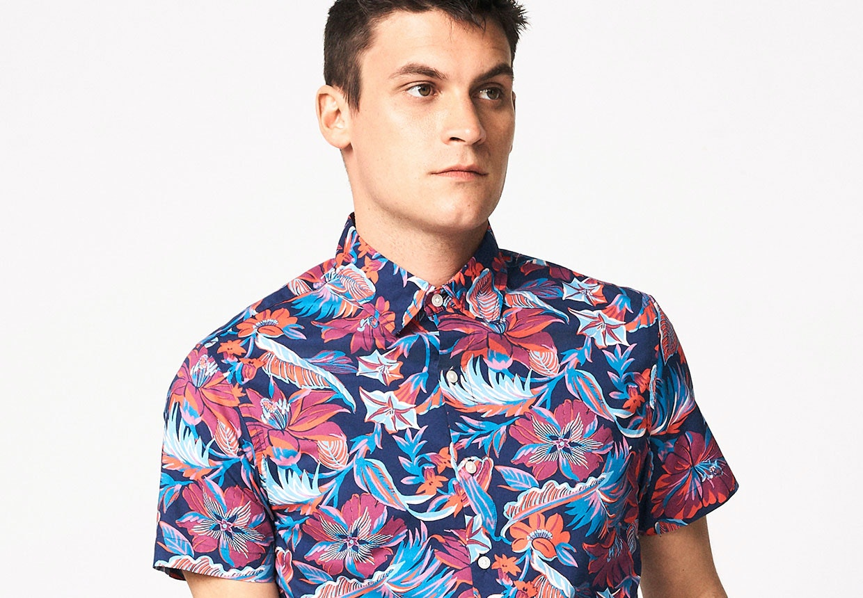 Editorial photo for Shirts category