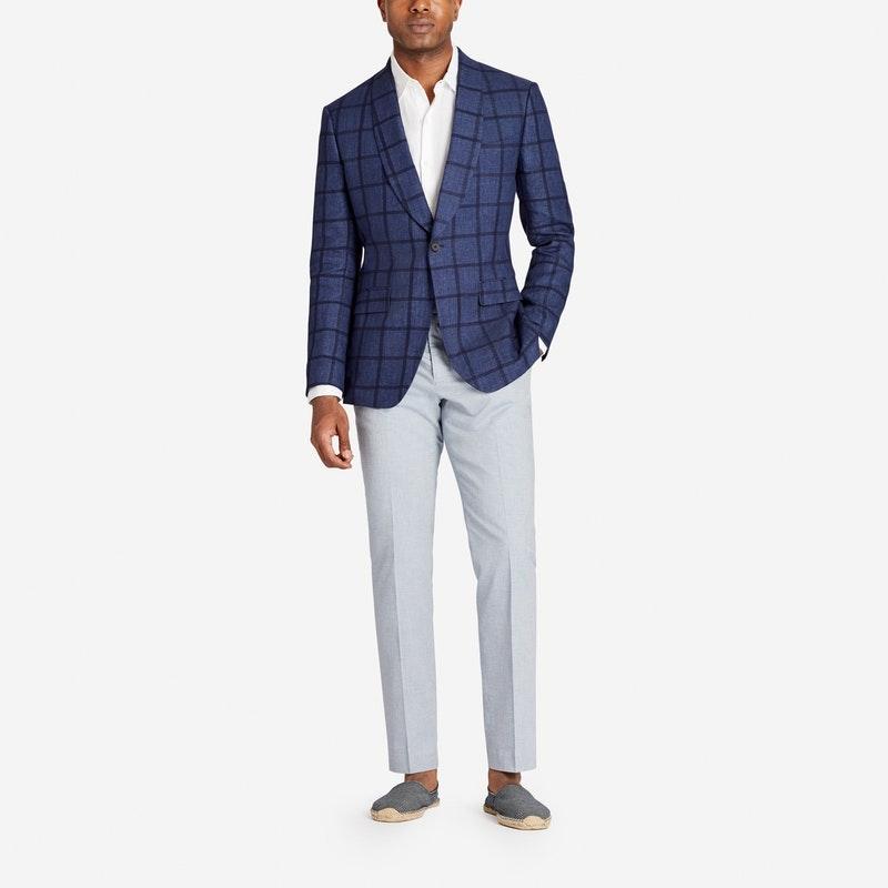 Capstone Italian Linen Blazer