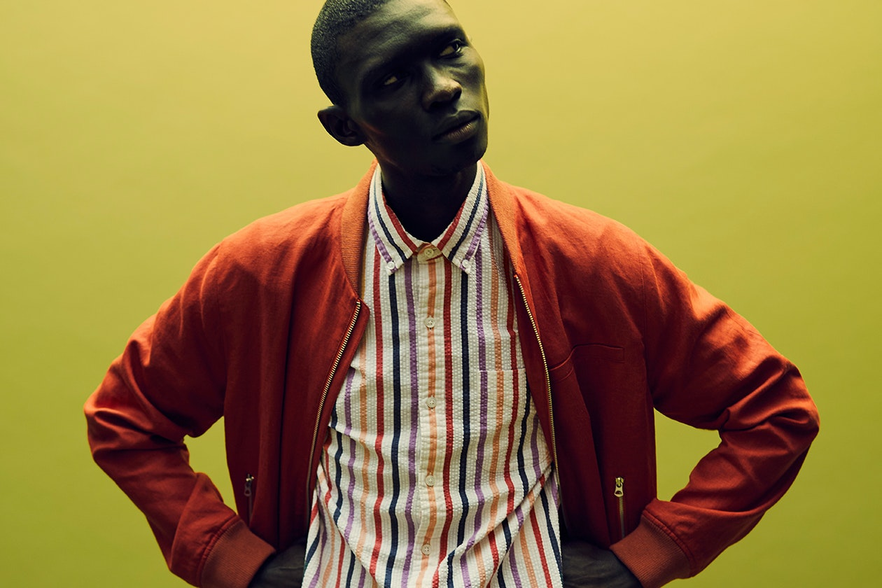 Editorial photo for Riviera Short Sleeve Shirt category