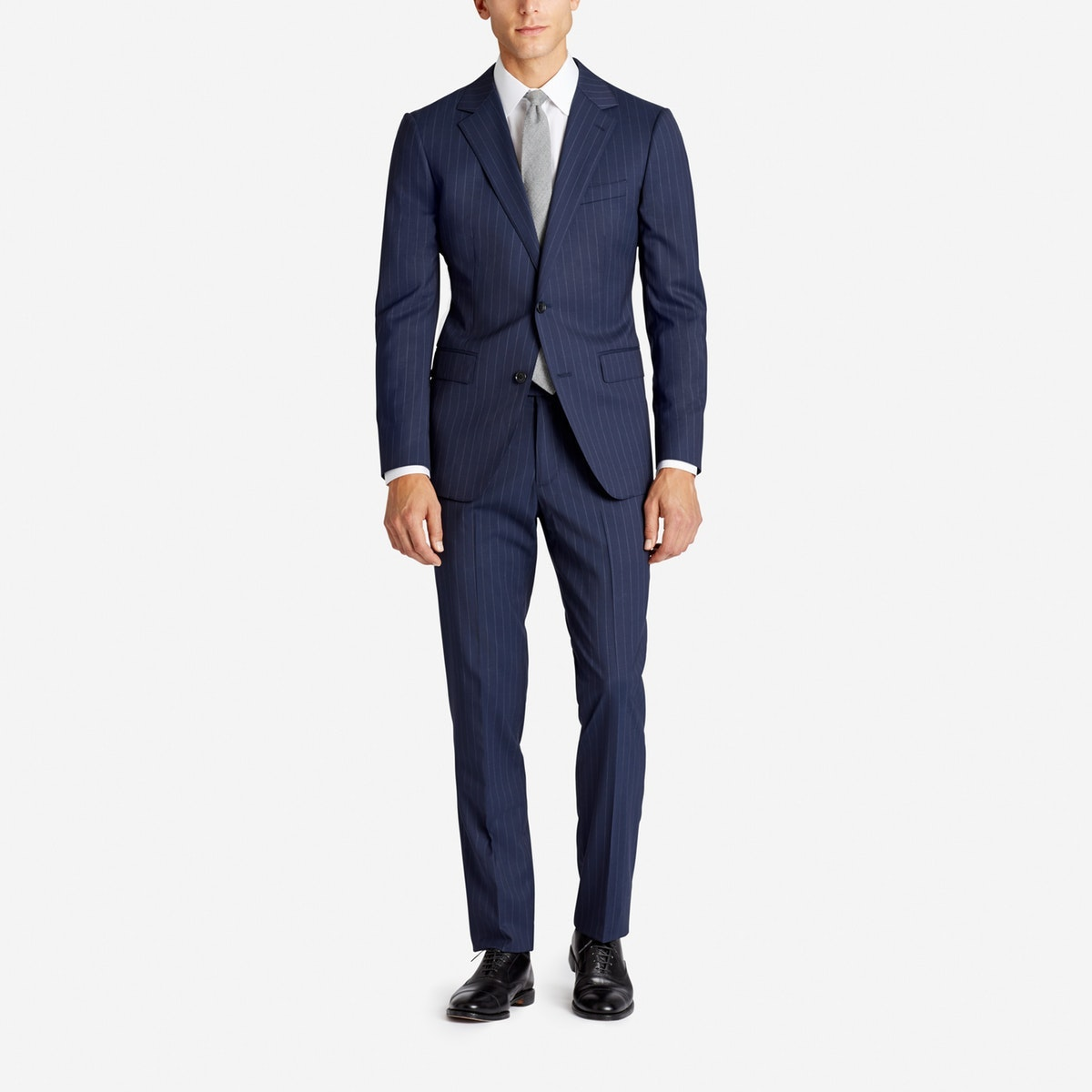 Jetsetter Stretch Italian Wool Suit