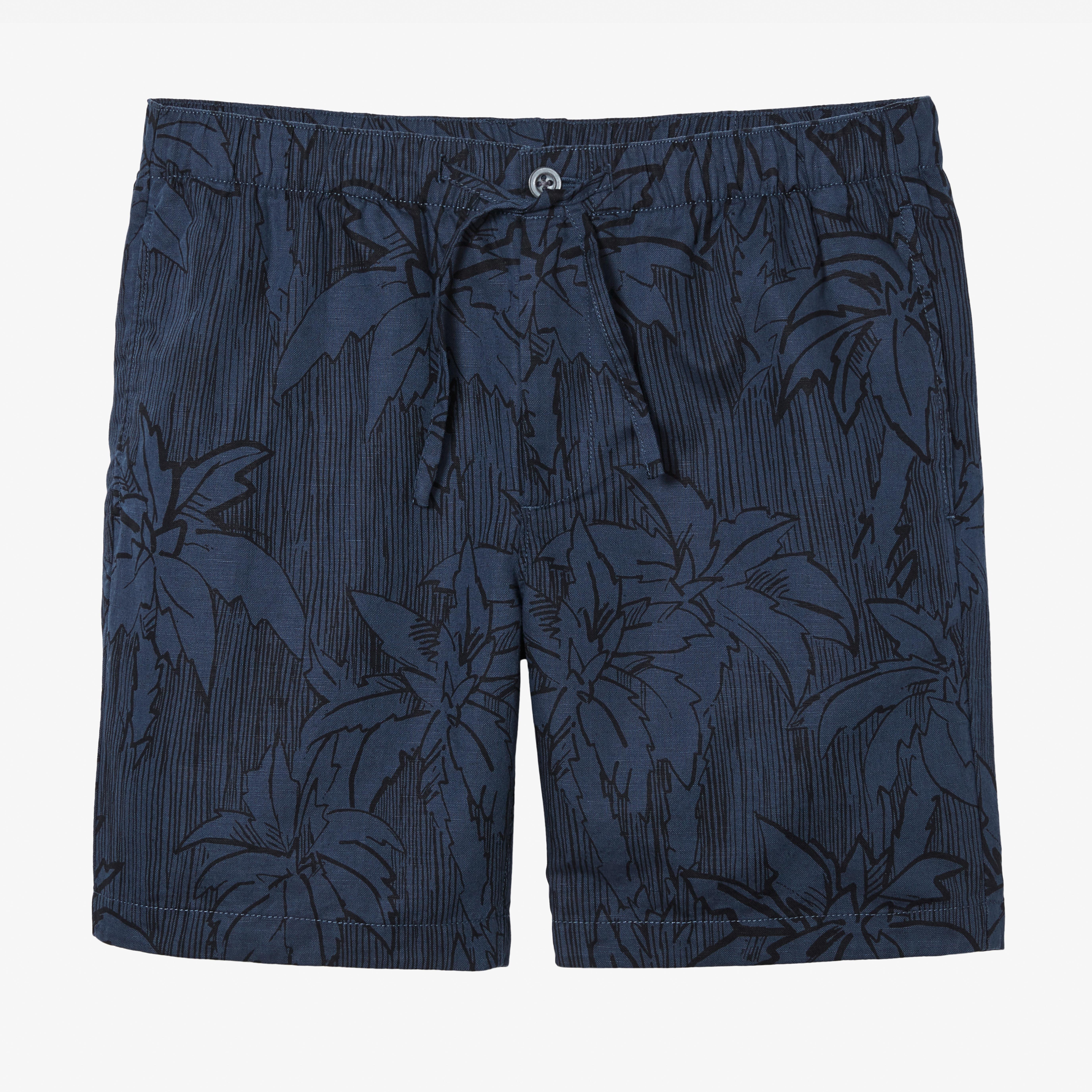 Linen Beach Shorts