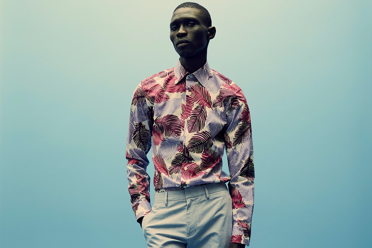 Editorial photo for Jetsetter Stretch Dress Shirt Limited Edition category