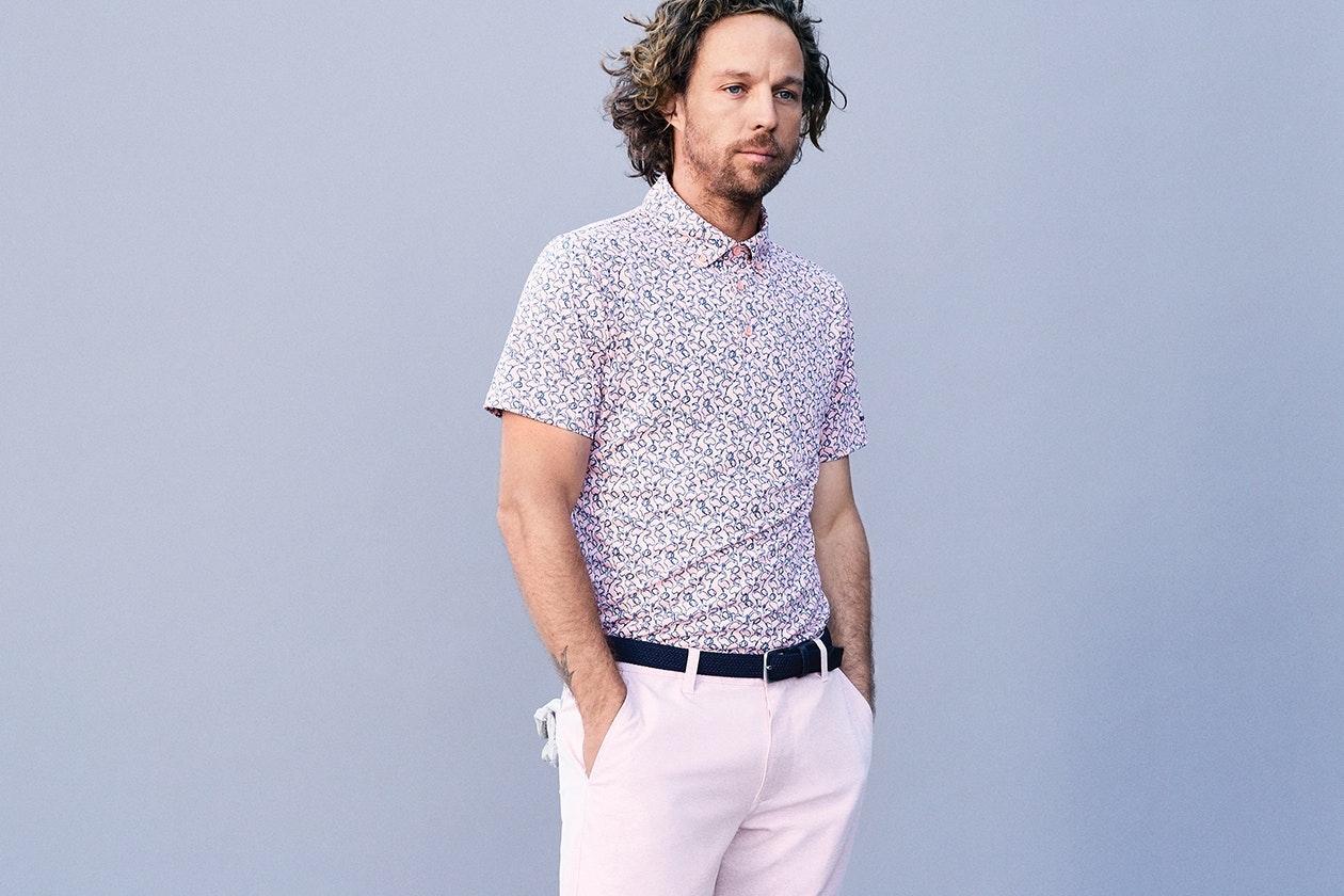 Editorial photo for Flatiron Golf Polo category