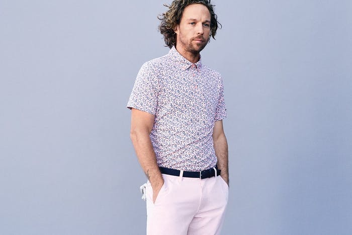 Editorial photo for Flatiron Golf Polo category