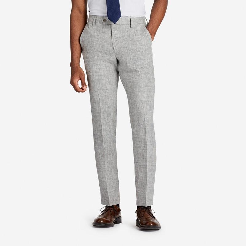 Lightweight Italian Linen Suit Pant