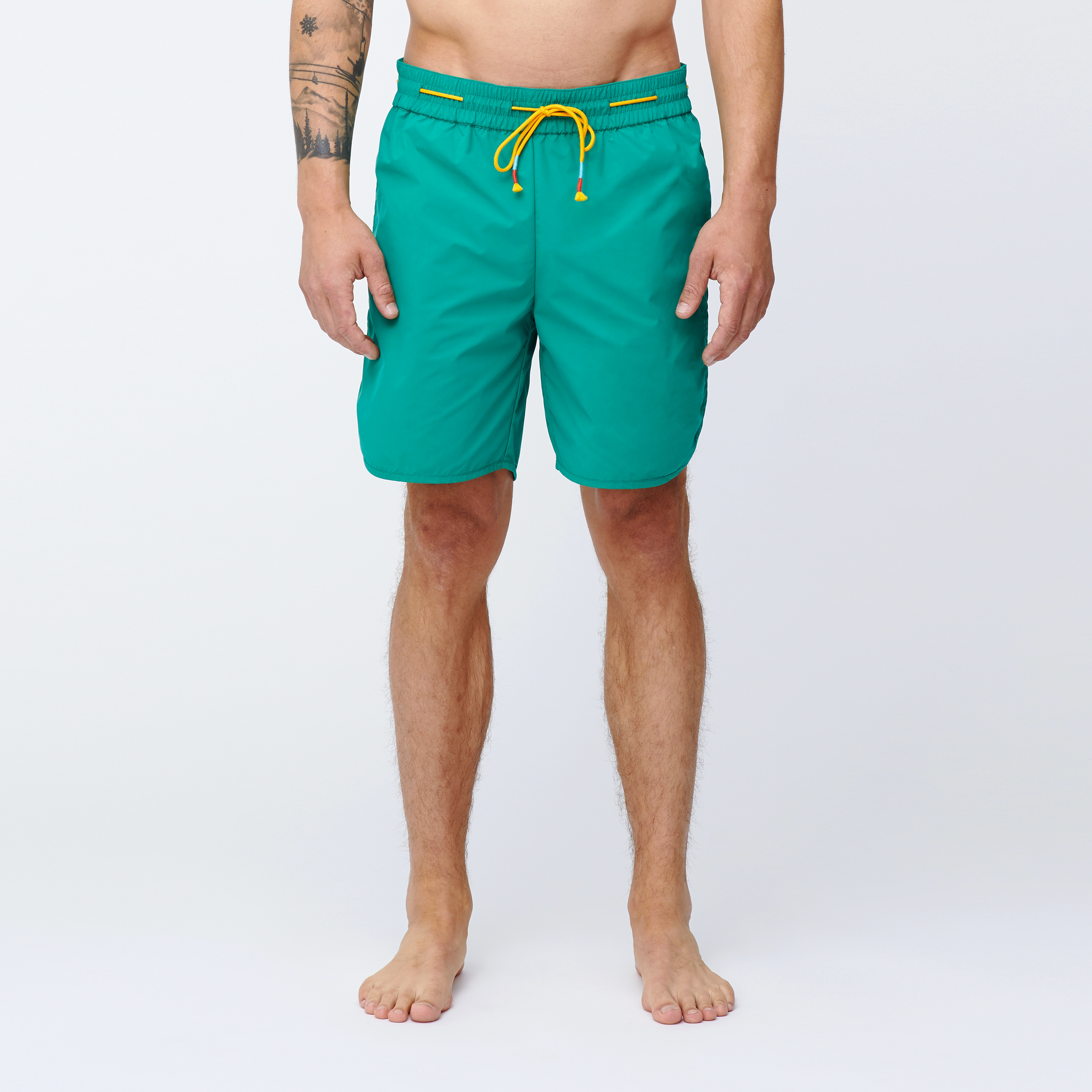 Thaddeus x Bonobos E-Waist Swim Trunks 7""