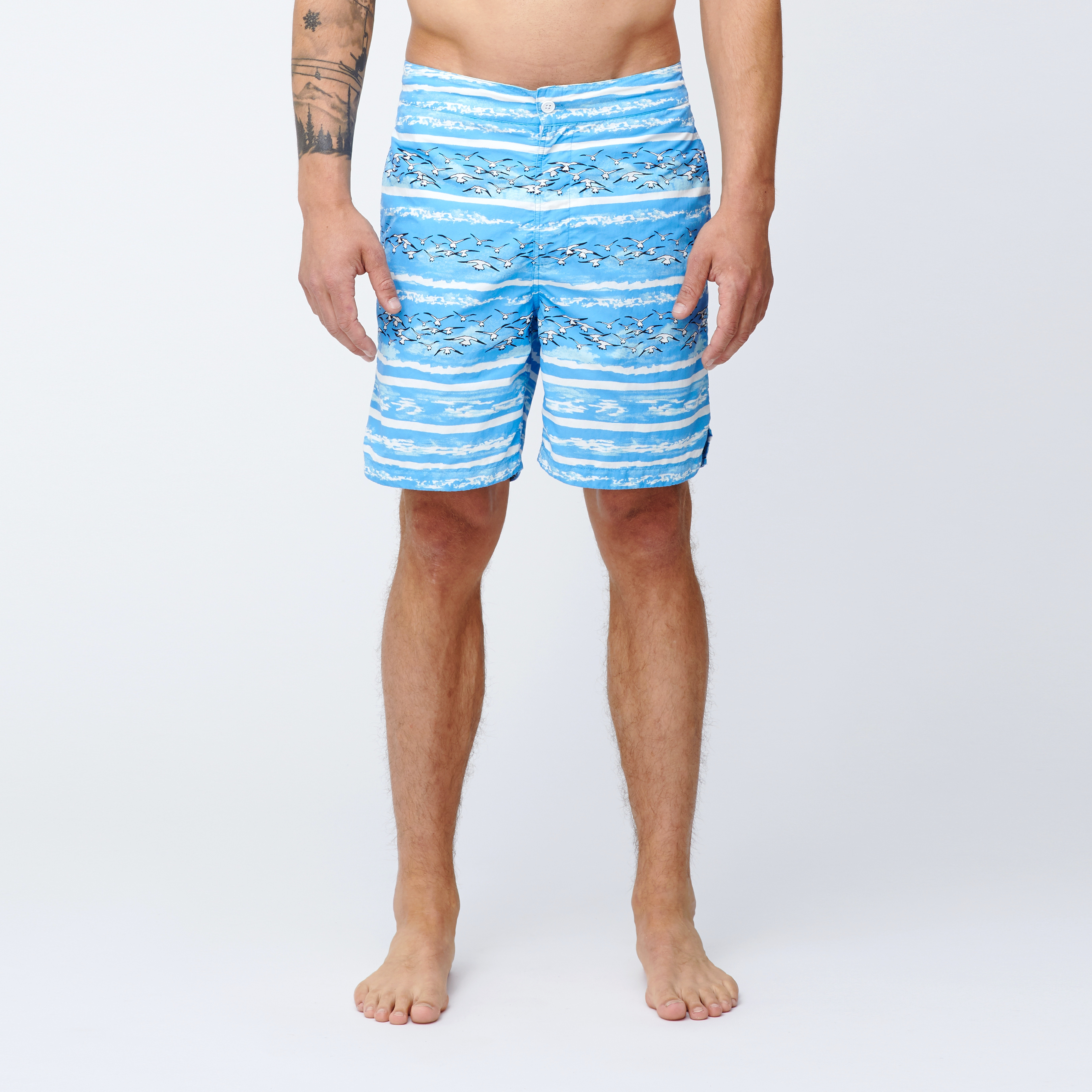 Thaddeus x Bonobos Swim Trunks 7""