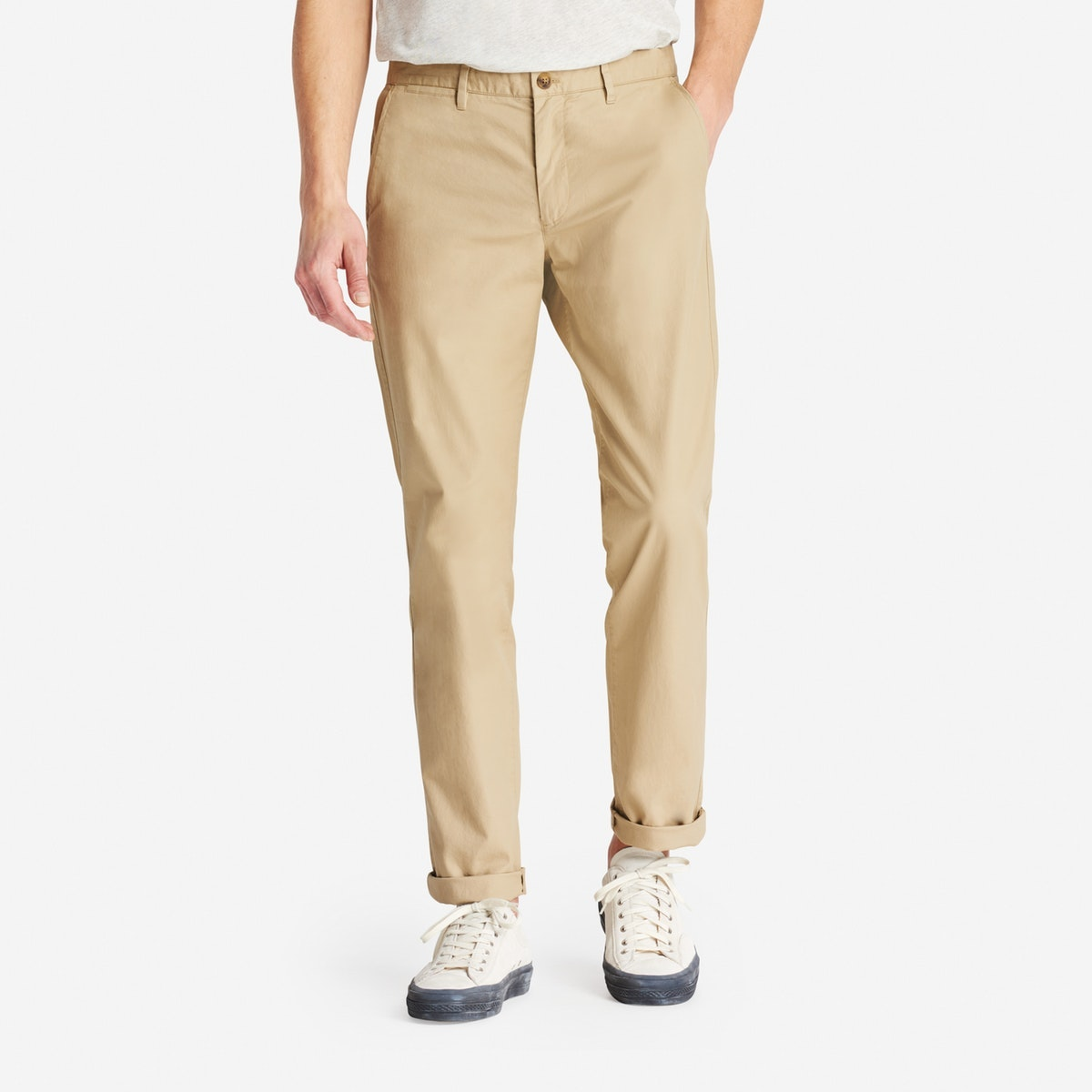 Summer Weight Chinos