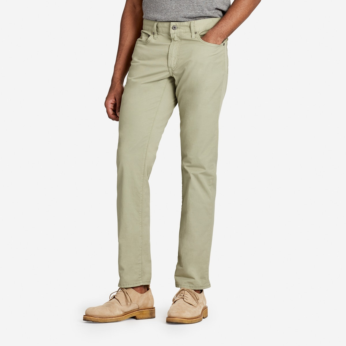 Summer Weight Italian 5-Pocket Pants