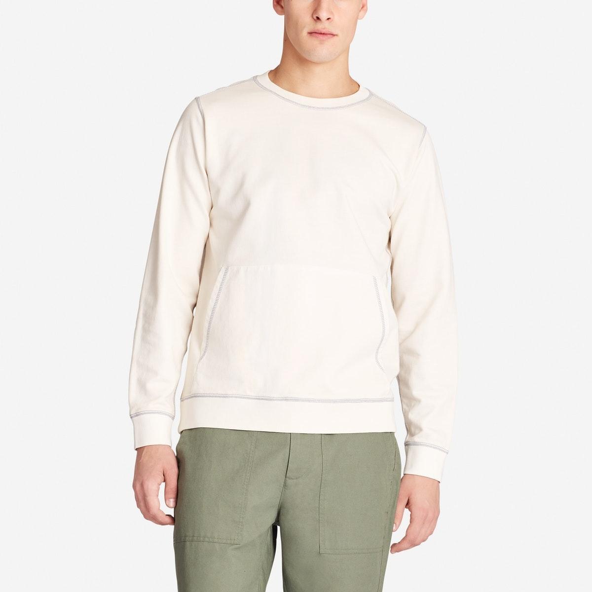 Beach Crew Neck Sweatshirt