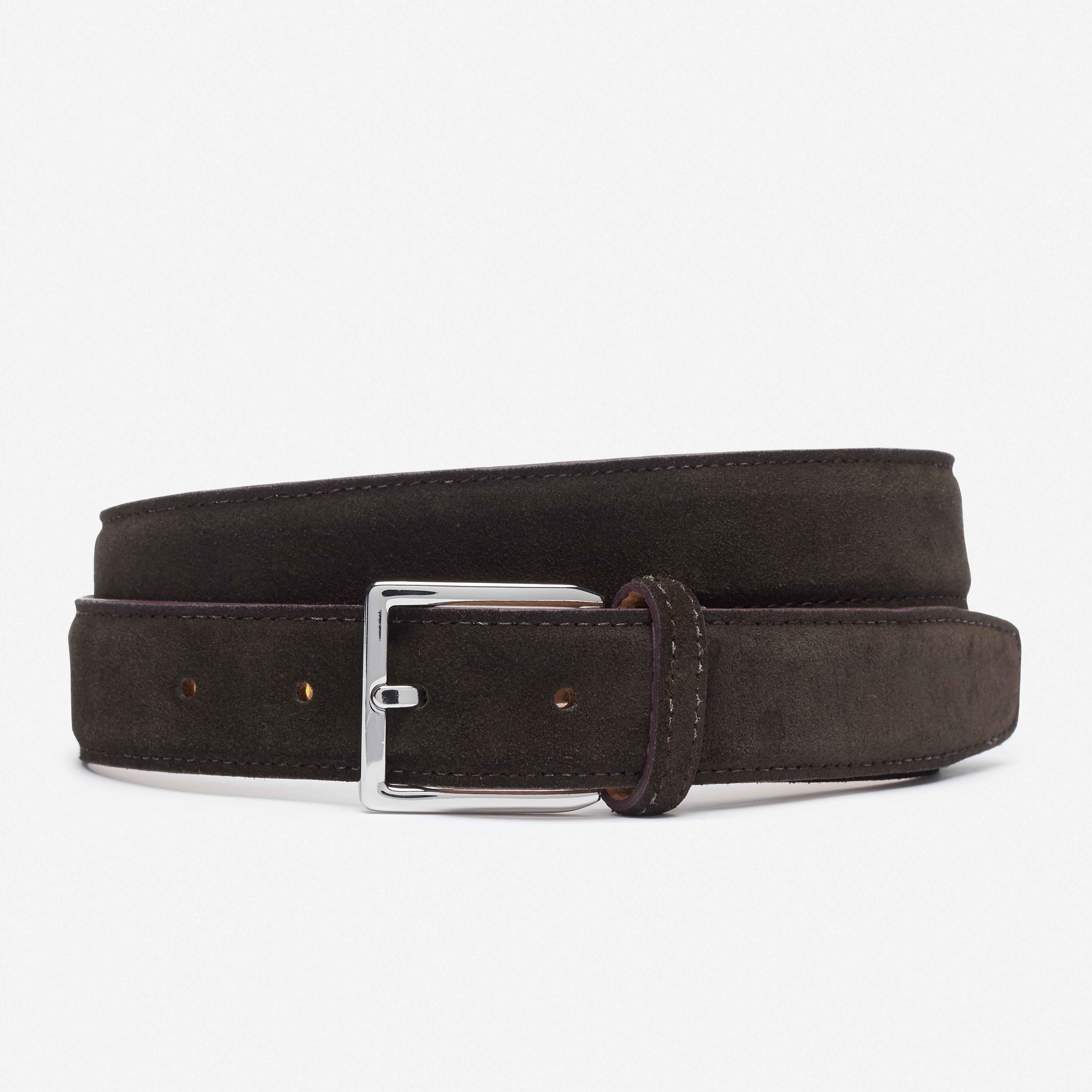 Suede Dress Belt