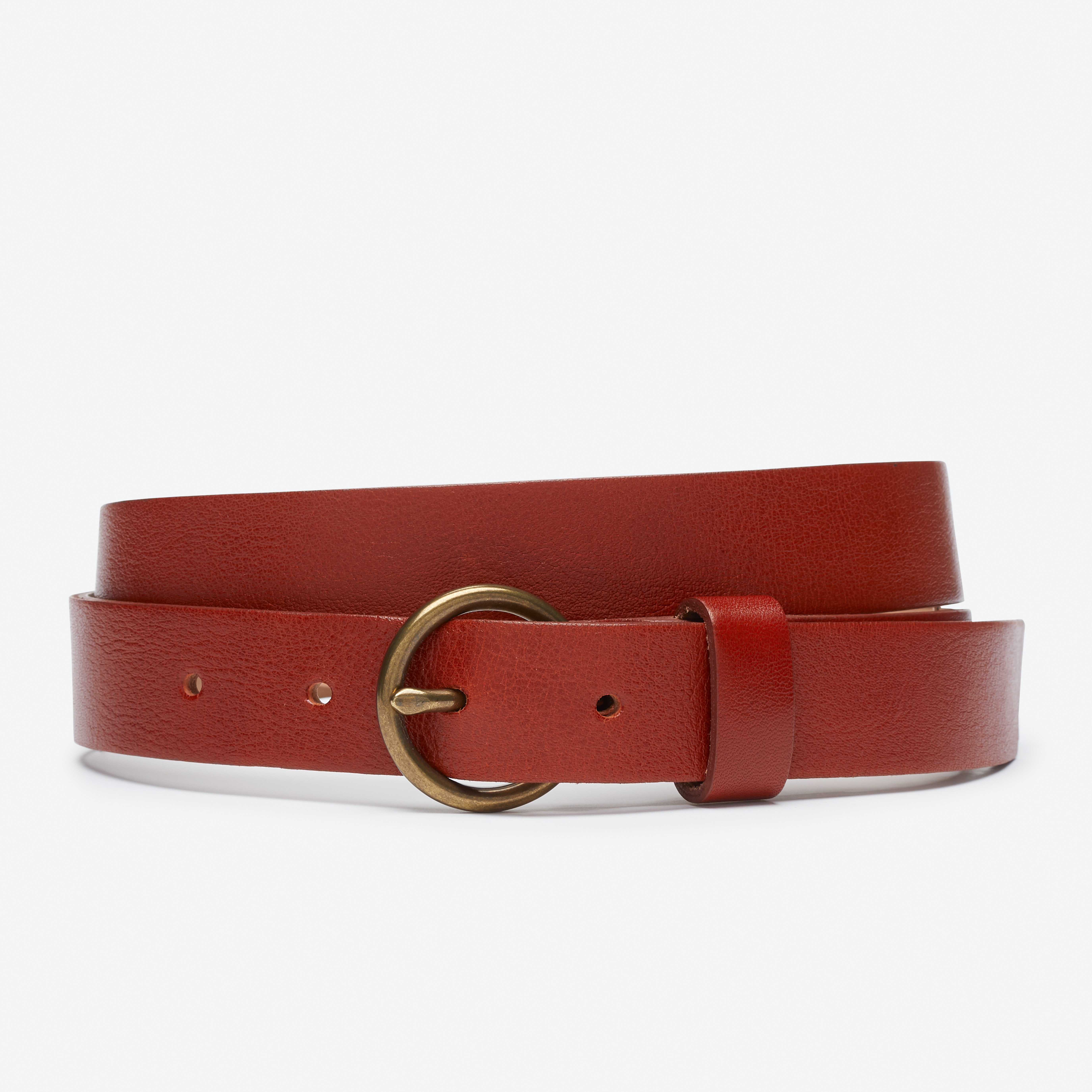Casual O-Ring Belt