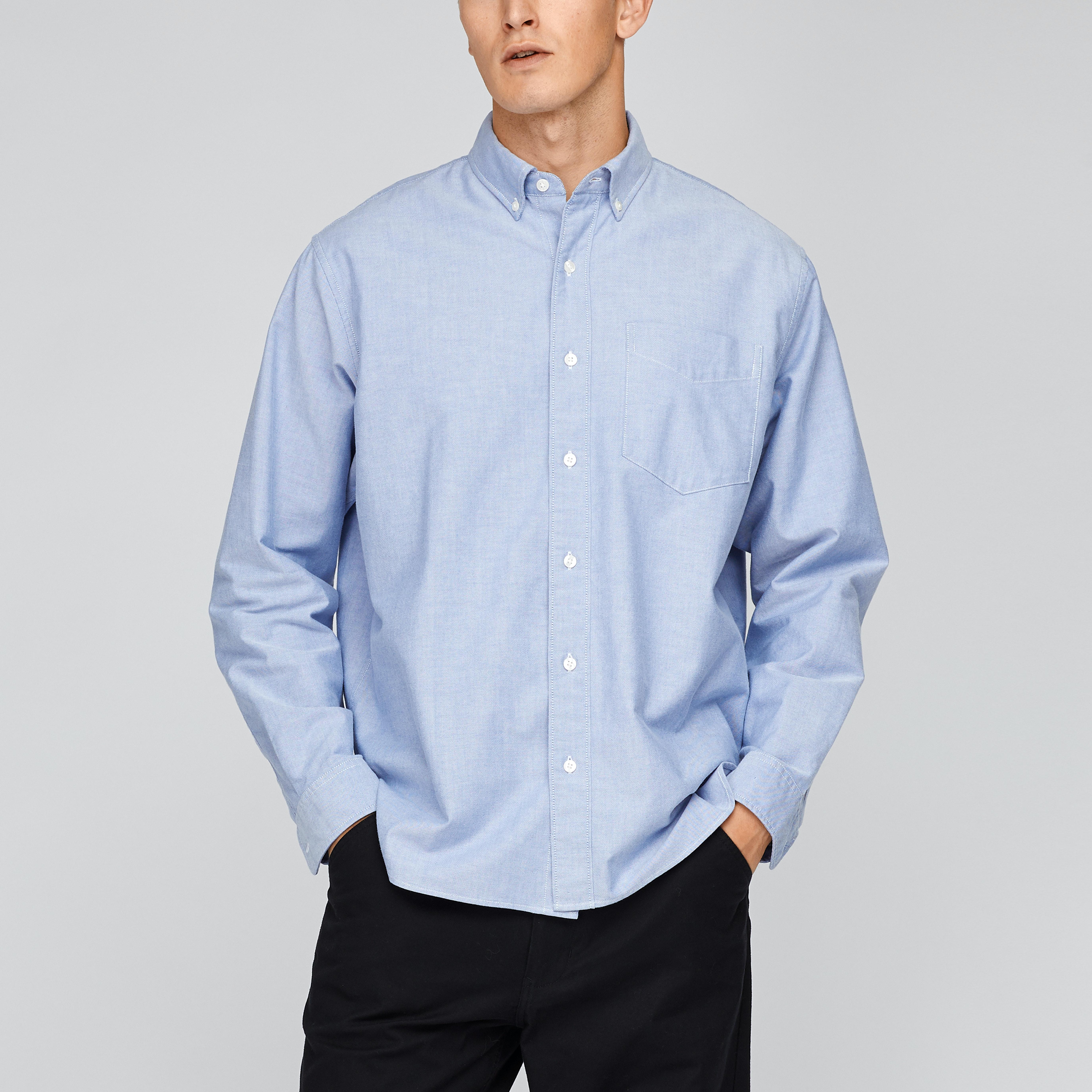 The Big Oxford Shirt