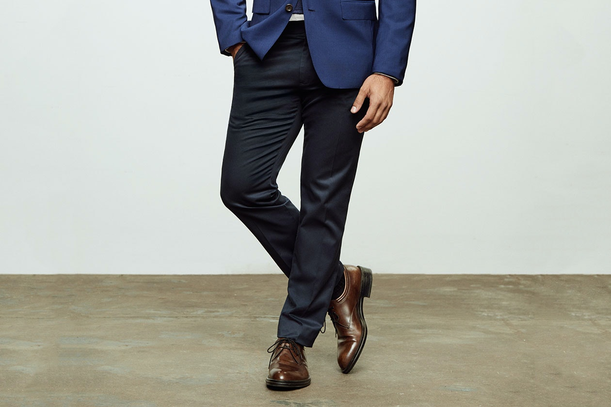 Editorial photo for Stretch Weekday Warrior Dress Pants category