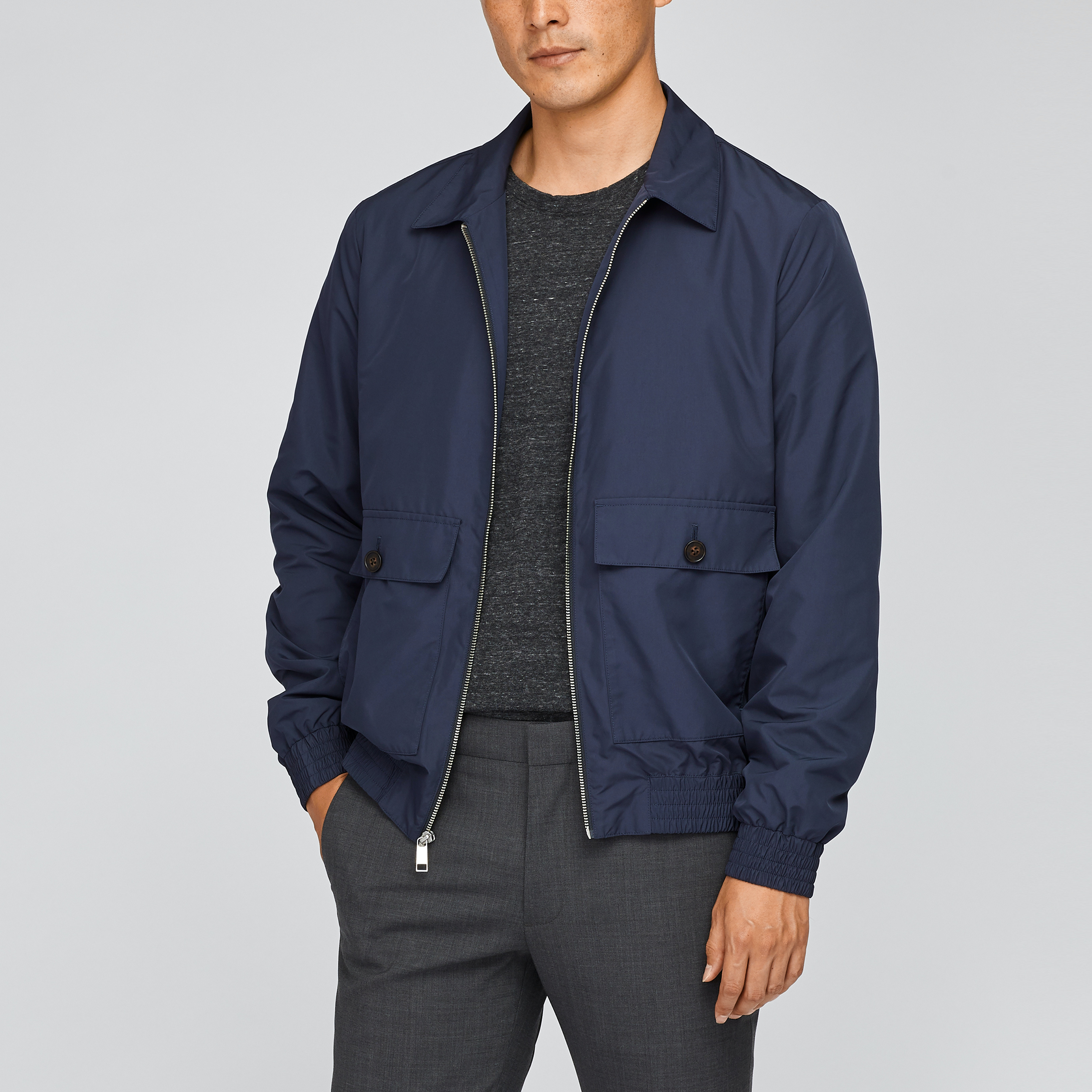 The Lightweight Cotton Jacket