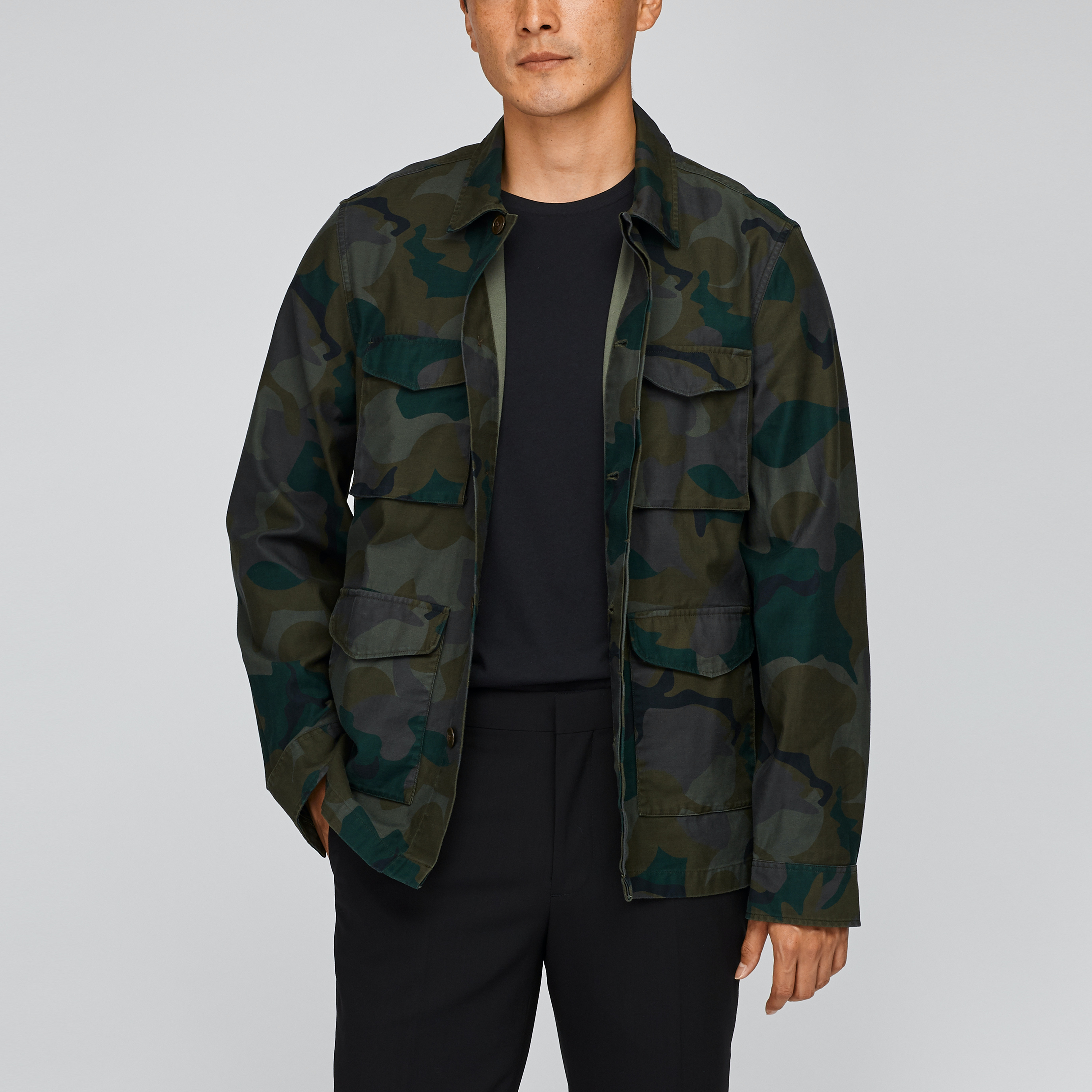 The Military Jacket
