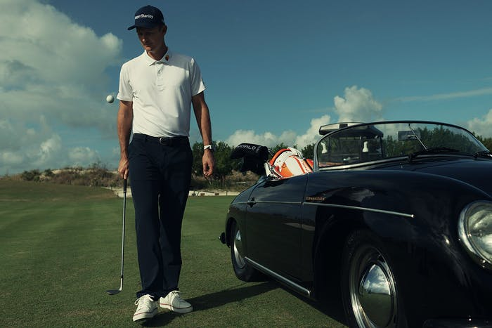 Editorial photo for Highland Tour Golf Pants category