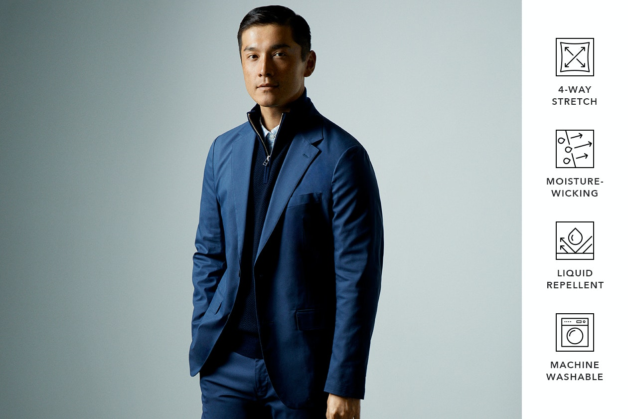 Editorial photo for Tech Blazers category