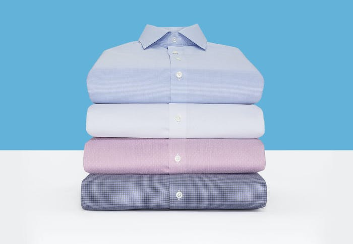 Editorial photo for Daily Grind Wrinkle Free Dress Shirts category