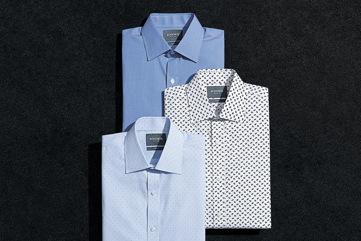 Editorial photo for Daily Grind Wrinkle Free Dress Shirts Limited Edition category