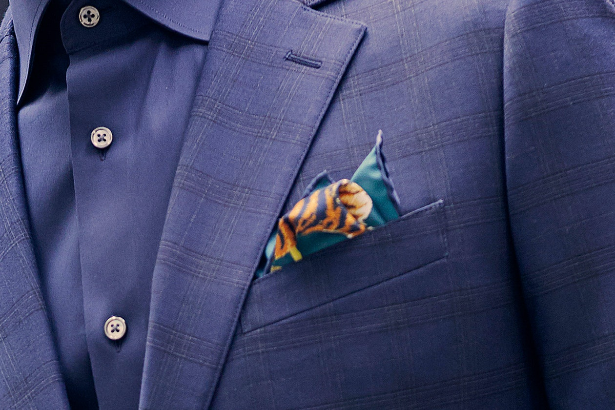 Editorial photo for Ties & Pocket Squares category