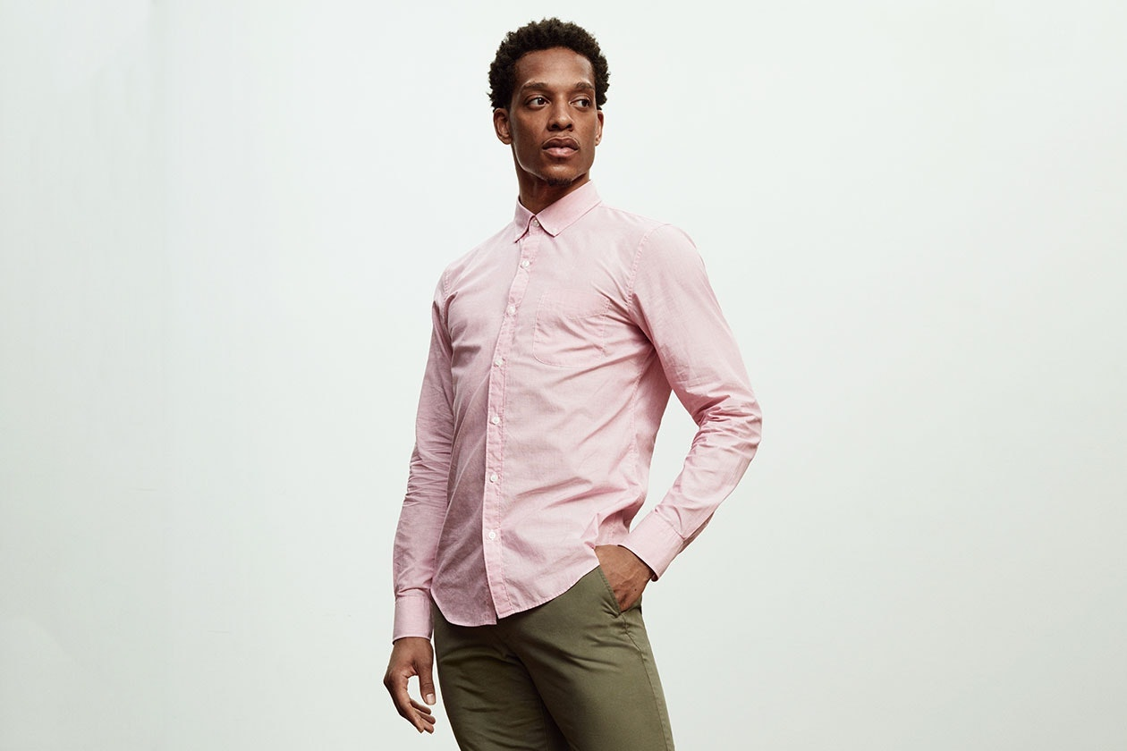 Editorial photo for Summer Weight Shirts category