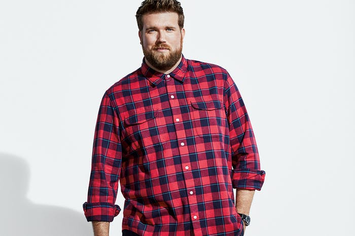Editorial photo for Flannel Shirt category