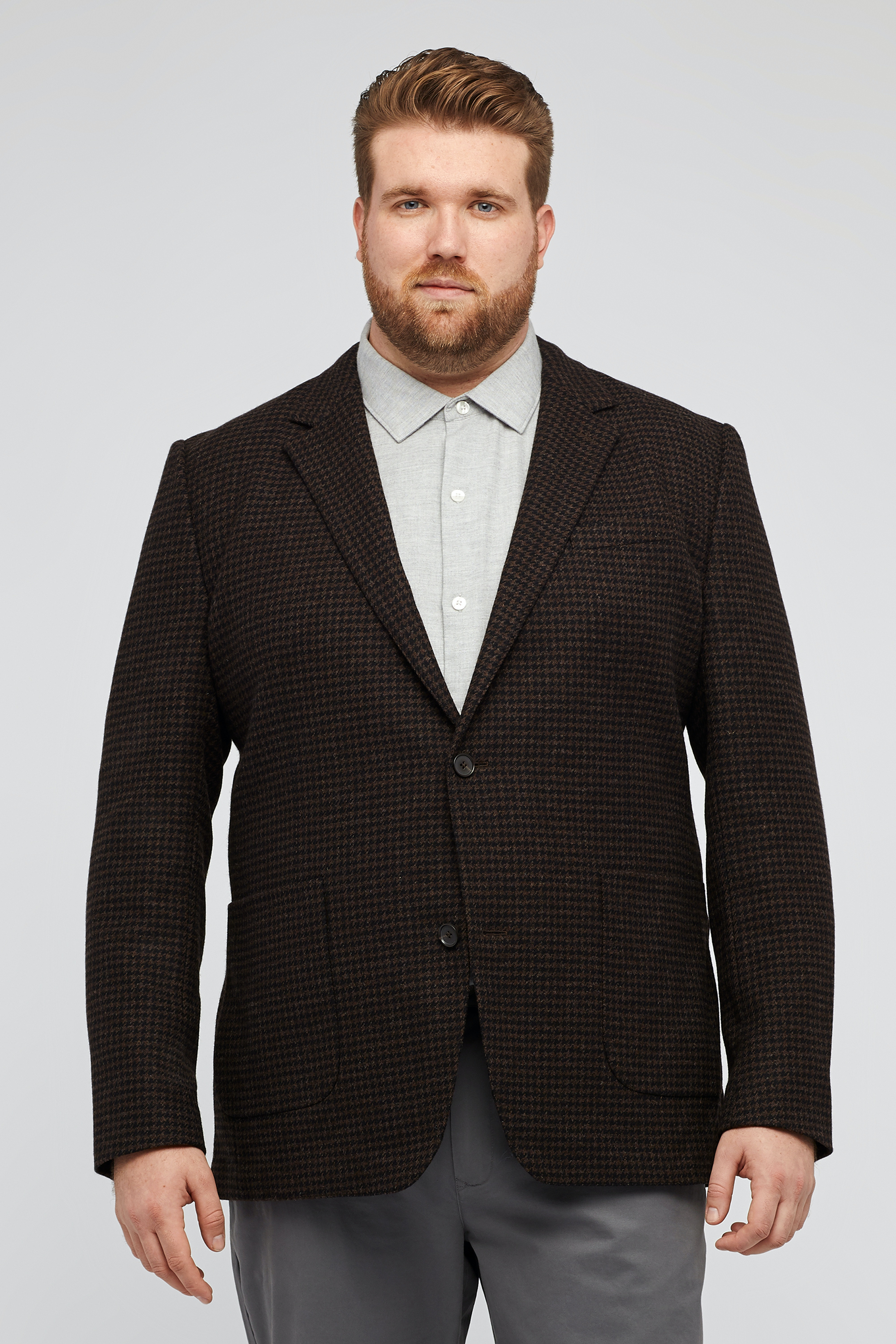 Unconstructed British Wool Blazer