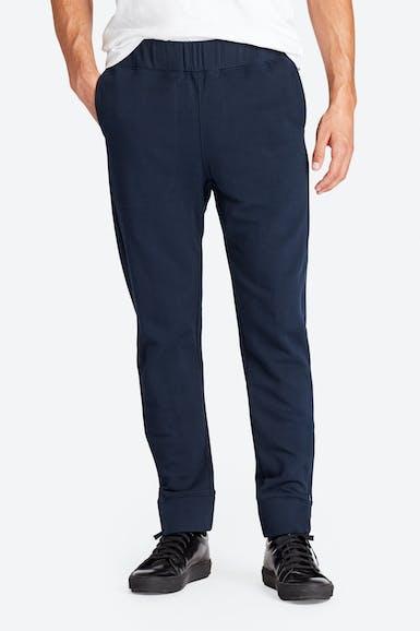 Pique Fleece Sweatpants