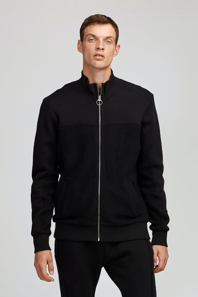 Fleece Track Jacket
