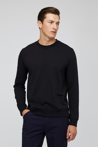 Lightweight Fleece Crew