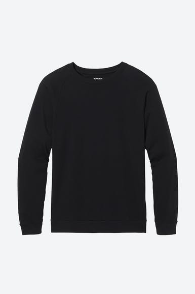 Yarn Spun Long Sleeve Tee