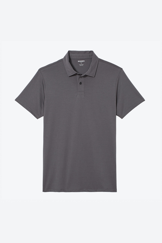 Superfine Short Sleeve Polo