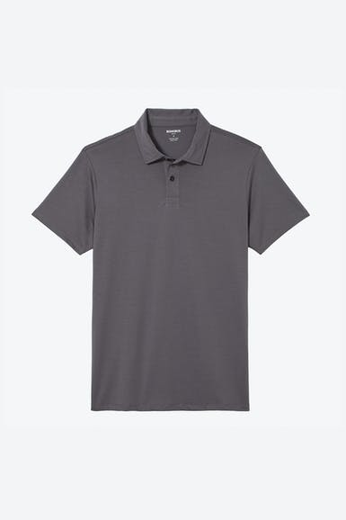 Superfine Short Sleeve Polo
