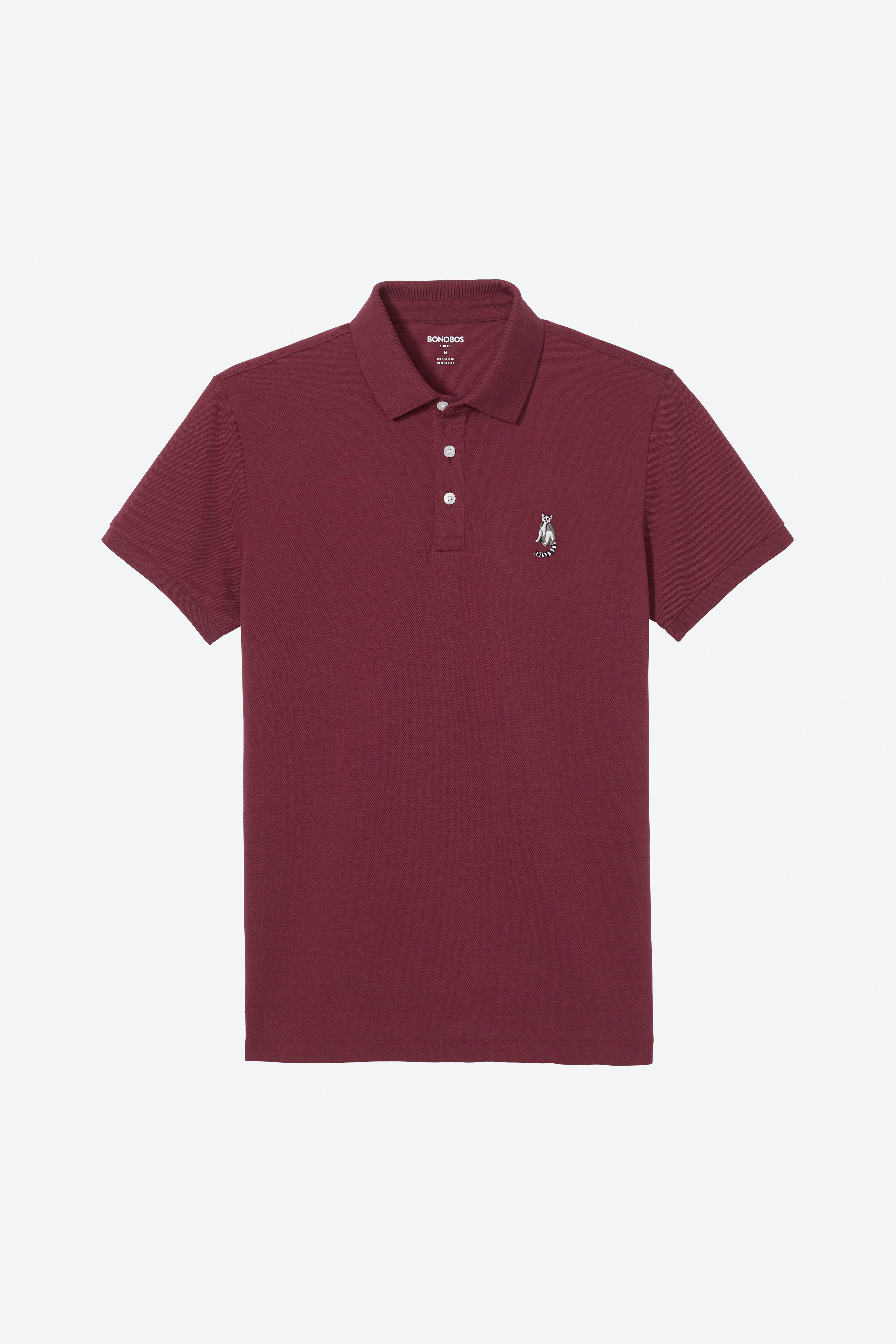 Limited Edition Pique Polo