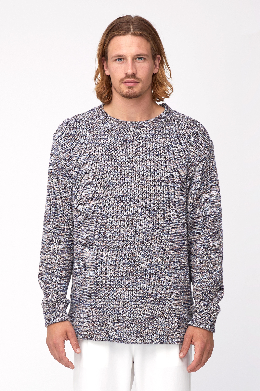 Thaddeus x Bonobos Crew Neck Sweatshirt