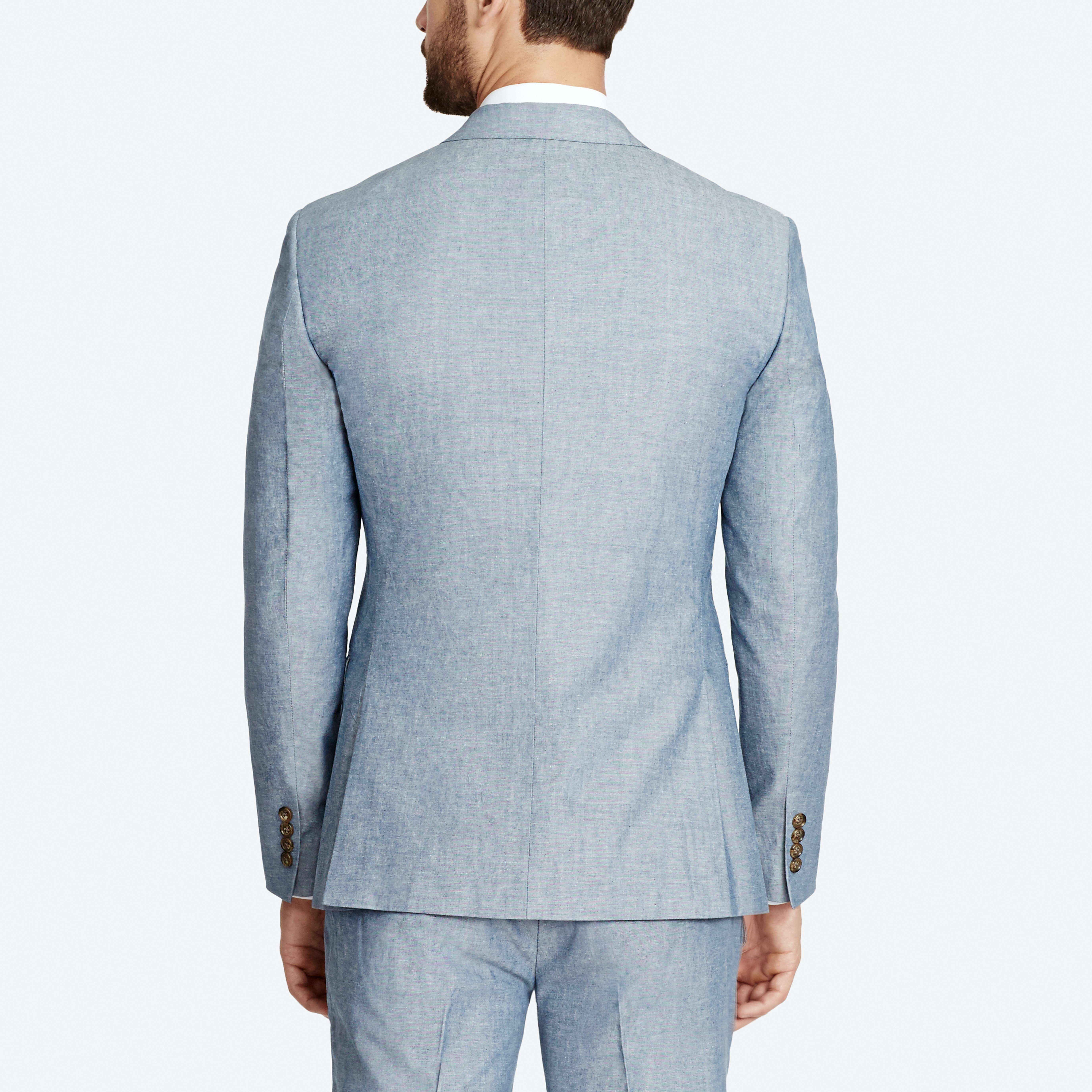 The Foundation Chambray Suit   Bonobos