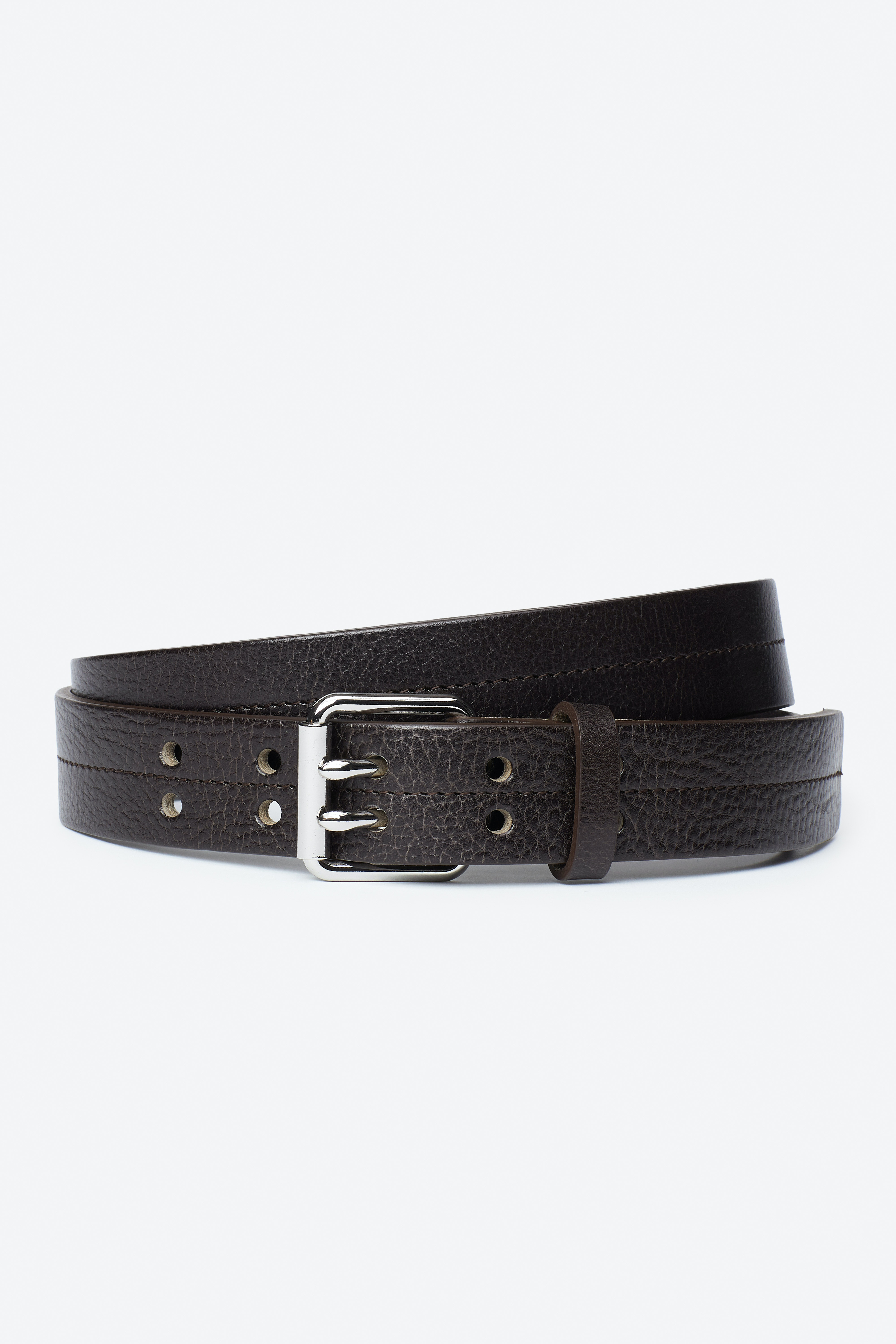Casual Double Prong Belt